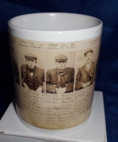 peaky Blinder printed mugs