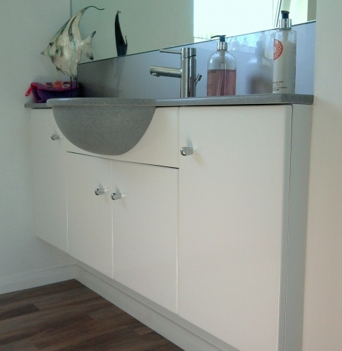 Bathroom Furniture - Various Doors and Resin Tops Available