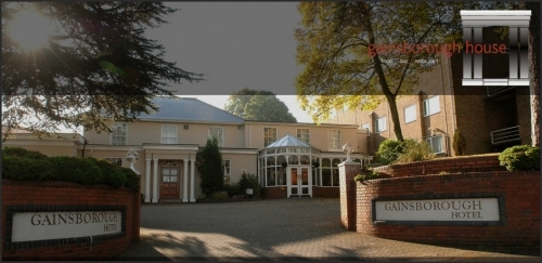 Gainsborough House Hotel, Kidderminster, Worcestershire