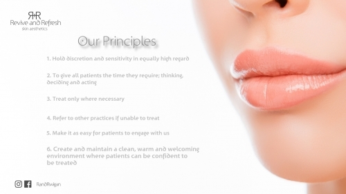 RandR Wigan Principles