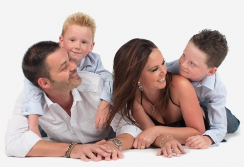 Family Photoshoots In Birmingham