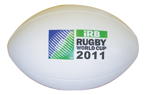 11a Rugby Ball White