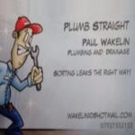 Plumb Straight