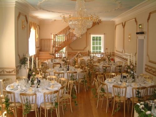 Little Hermitage Wedding Venue, near Medway, Kent