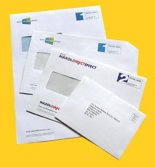 Prepaid Envelopes