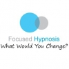 Focused Hypnosis Hypnotherapy Sheffield Logo With Tagline Boarder