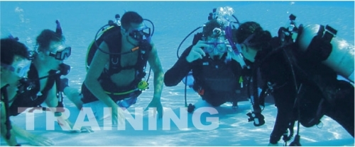 Scuba Diving - Pool Training