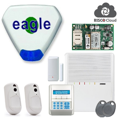 Agility 3 Visual Verification Alarm With GSM Module