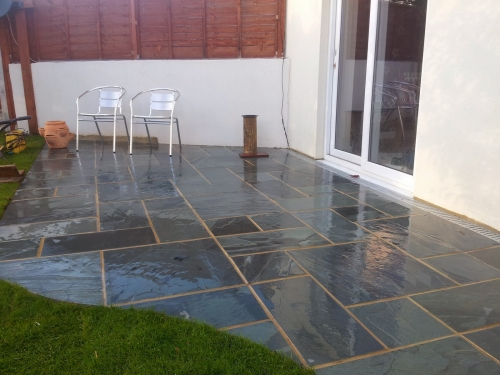 Garden Paving and Patios East London