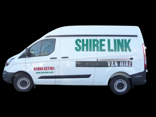 Medium Wheel Base Van