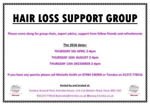 Hair Loss Support Group