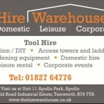 The Hire Warehouse