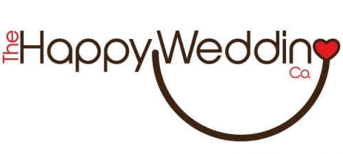 The Happy Wedding Compnay logo