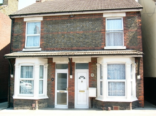 Three bedroom Victorian houses no.s 13 (left) & 15 (right)