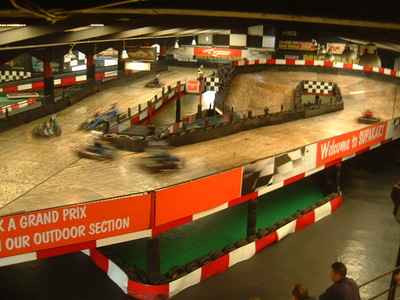 Go karting newport