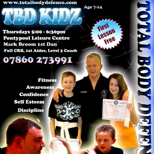 Tbd Kidz Poster