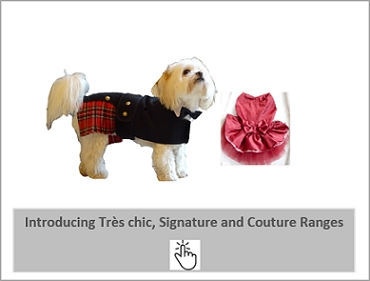 Wedding - Party Clothes - Dog Kilts, Tuxedos, Dresses, Bow Ties
