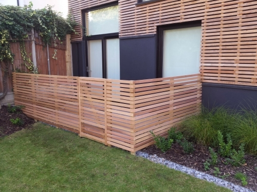 Western Red Cedar Fencing East London