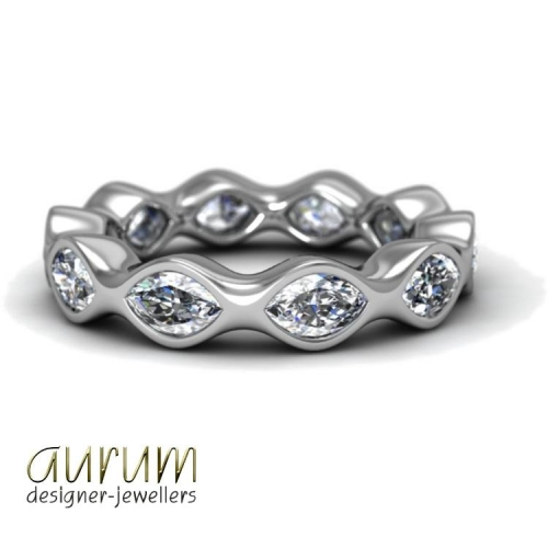 The Eternity Ring She Deserves...