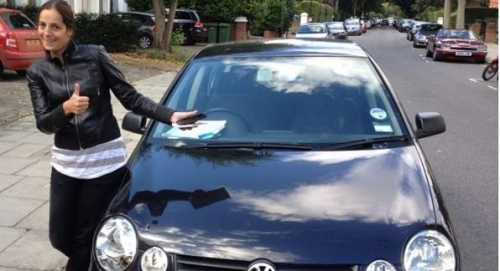 Miss Weber Volkswagen Polo At We Buy Cars Today