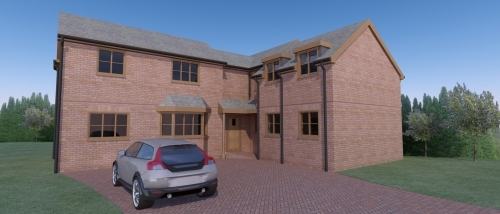 Cannock Wood bespoke dwelling