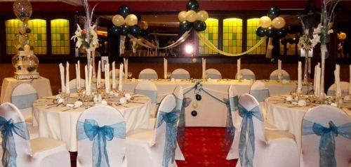 Top and Tails Venue Styling at The Ruskin Hotel Blackpool
