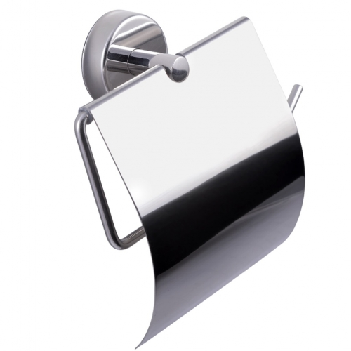 Kapitan Toilet Roll Holder with Cover