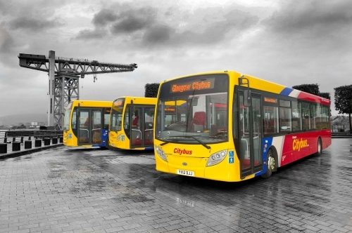 Bus company promo