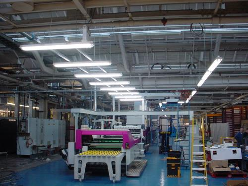 Industrial Task Lighting