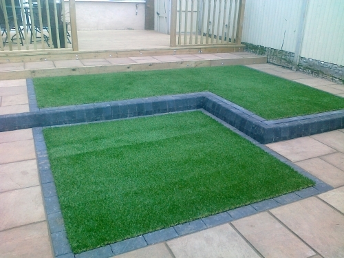Gardens of inspiration garden landscapers nottingham for Garden design nottingham