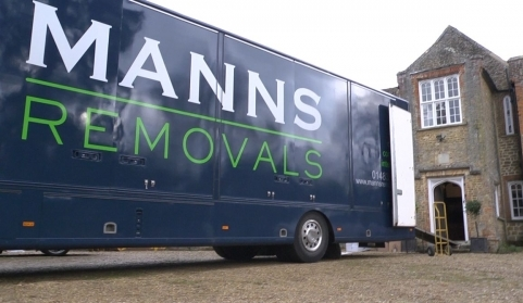 From a home move around the corner to an international business move Manns Removals can help you