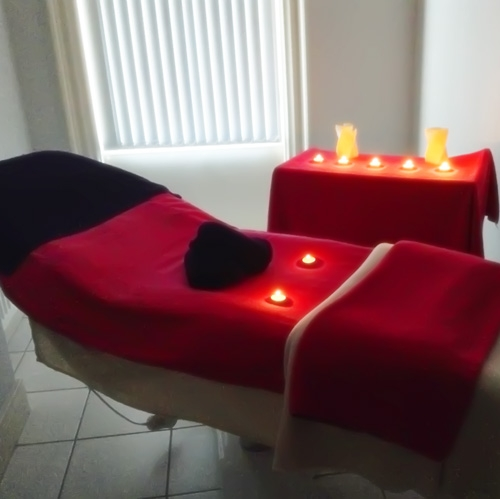 Perfections Beauty Salon In Larne Treatment Room