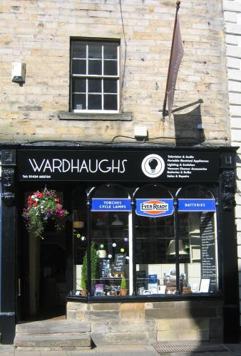 Our Shop in the Market Place, Hexham
