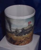 T-34 Personalised mug
