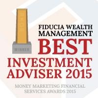 Best Investment Adviser Winner 2015
