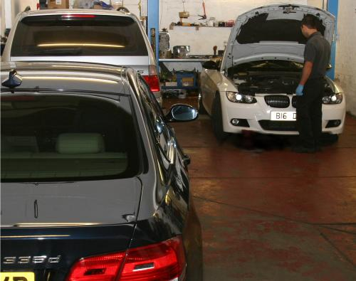 Motor Master Bmw Mini Specialist Car And Commercial Vehicle Repairs In Nottingham