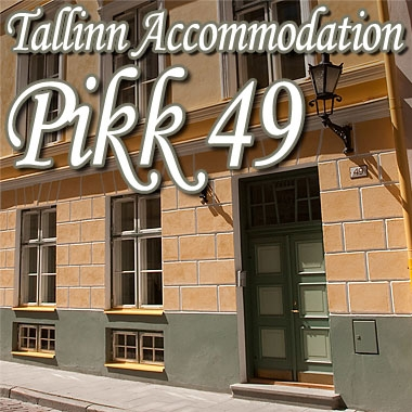 Apartment Accommodation Tallinn Logo
