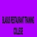Blasus Restaurant training  college