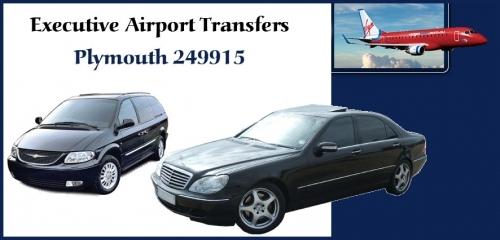 Plymouth Airport Transfers P.A.T. executive cars