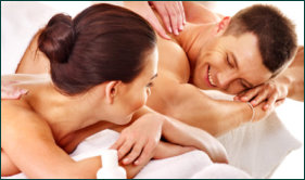 Relaxation Swedish Massage for Couples in Kent