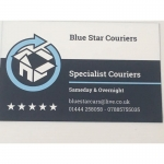 Blue Star Couriers