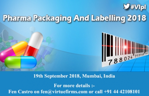 Pharma Packaging and Labelling 2018