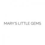 Mary's Little Gems
