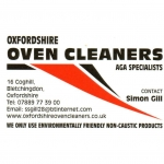 Oxfordshire Oven Cleaners