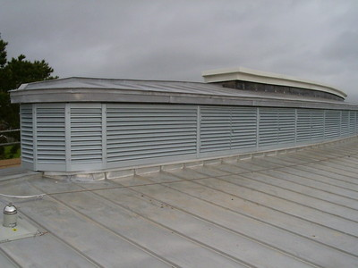 Weather Louvres