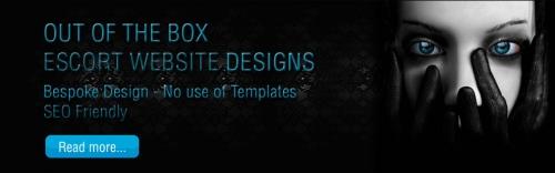 Independent Escort Website Design