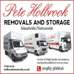 Pete Holbrook Removals Isle Of Wight