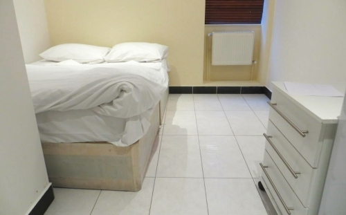 A typical double room at Abercorn House London