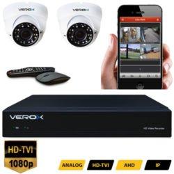 Verox Home CCTV Security Camera System & Installation