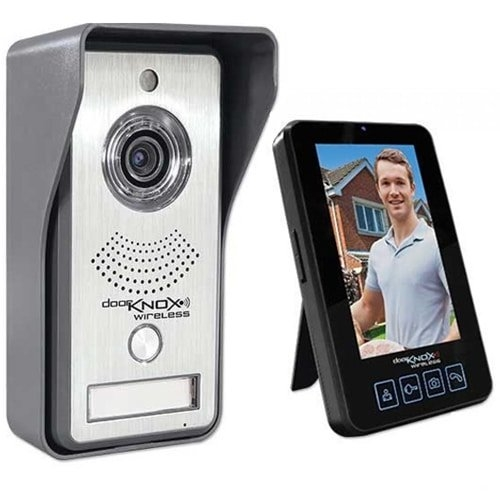 Doorknox Vdp400 Wireless Video Intercom
